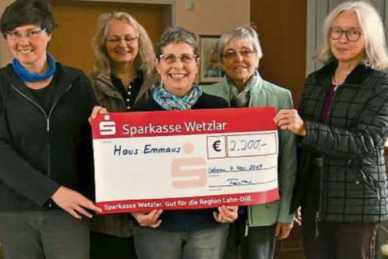 Basar erbringt 4367 Euro